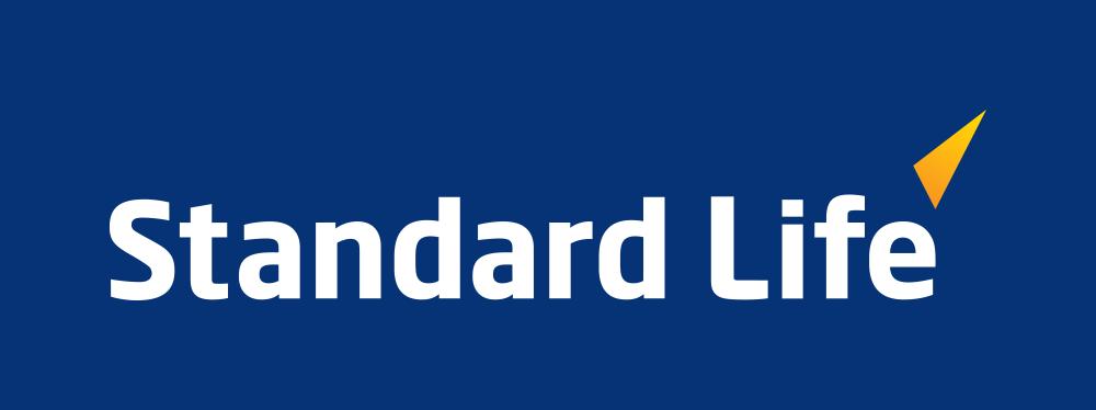 Standard Life logo negative 2011