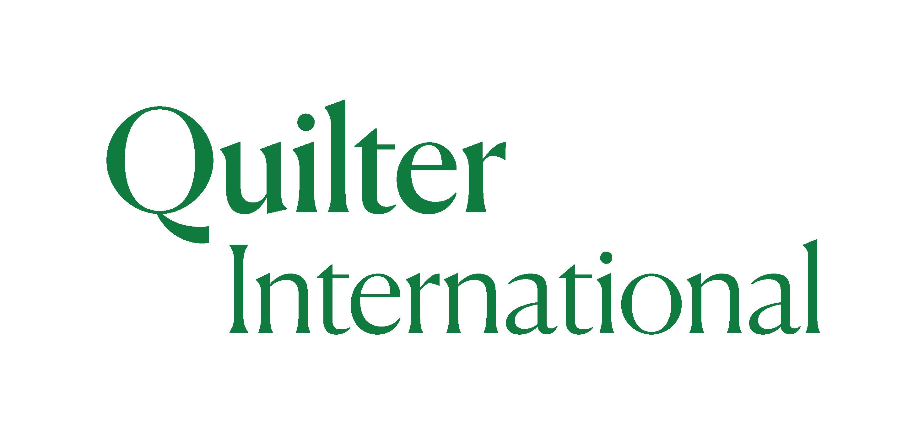 quilter-international-logo